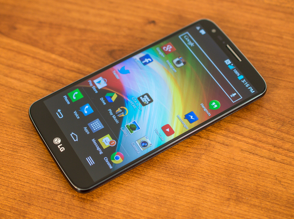 The Top 5 Features For The LG G2